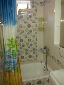 Ванная комната в Apartment Na Sverdlova