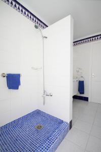 Een badkamer bij Sandos Atlantic Gardens