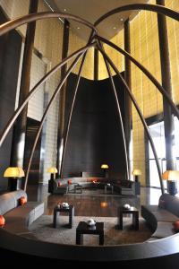 سبا و/أو مركز عافية في فندق ارماني دبي