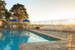 The swimming pool at or close to Bayside Resort Hotel