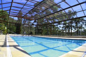 The swimming pool at or near Hotel Vila Inglesa