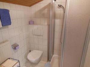 Koupelna v ubytování Ferienwohnung Dirlinger by Schladmingurlaub