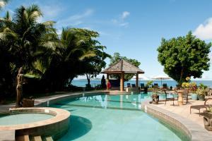 Swimmingpoolen hos eller tæt på Castello Beach Hotel