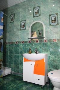Ванная комната в Dvorik na Yamskoy