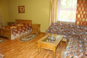 Гостиная зона в Dudinka - City Mini Hotel