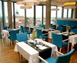Ресторан / где поесть в Hotel Erwin Junker
