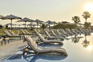 Het zwembad bij of vlak bij Iberostar Selection Diar El Andalus