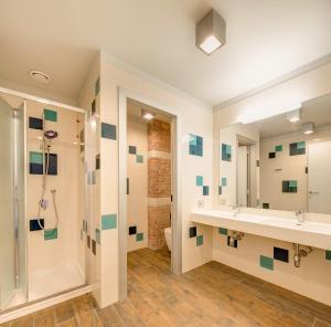Salle de bains dans l'établissement Generator Venice