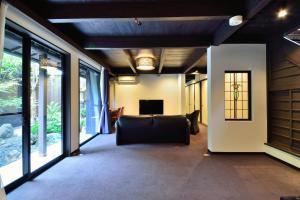 The lobby or reception area at Takeya Kitano Honkan