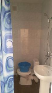 Ванная комната в Отель Эвкалипт