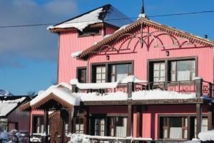 Hotel Campanilla during the winter