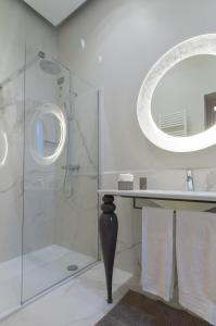 A bathroom at Brera Prestige B&B