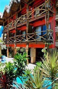 The swimming pool at or near Safari Natal Beach Hotel