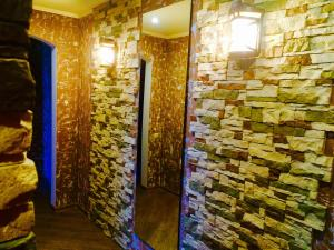 A bathroom at VIP apartment