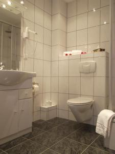Ванная комната в Haus Sonnenschein