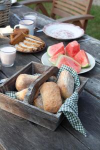Ontbijt beschikbaar voor gasten van Bed and Breakfast Annen