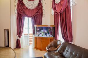 Гостиная зона в Guest house Annino