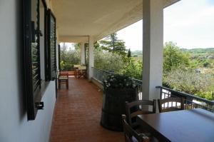 Balcone o terrazza di Villa Emma - L'Arte dell'Accoglienza