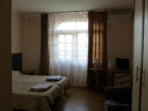 Кровать или кровати в номере Отель Эвкалипт