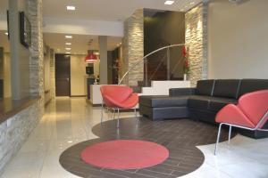 El lobby o recepción de Almuñecar Hotel