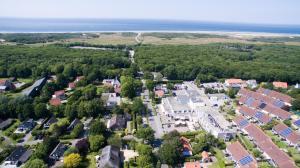 A bird's-eye view of Strandhotel Bos en Duin