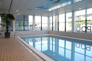 The swimming pool at or near Best Western Plus Amsterdam Airport Hotel