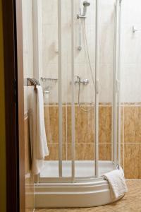 Ванная комната в Pensjonat Lorien