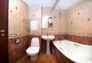 Ванная комната в Квартира на Октябрьской