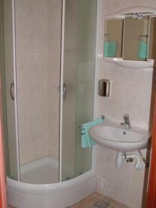 Kupaonica u objektu Villa Maja
