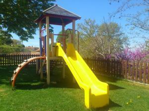 Ο χώρος παιχνιδιού για παιδιά στο Hotel Pelion Resort