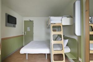 Un ou plusieurs lits superposés dans un hébergement de l'établissement ibis budget Blois Centre