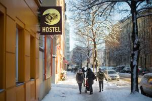 EastSeven Berlin during the winter