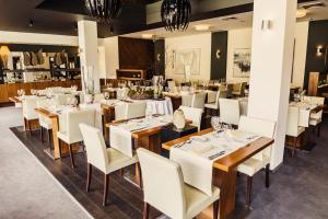 Restaurace v ubytování Wellness & spa hotel Augustiniánský dům