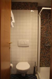 Ванная комната в Hotel КTC Ugra-Classik
