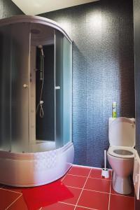 Ванная комната в Victory Hotel