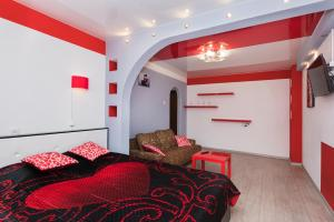 Гостиная зона в Марьин Дом на Шейнкмана, 45