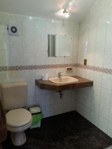 Un baño de Villa Oropeza Guest House