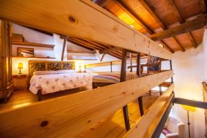 A bunk bed or bunk beds in a room at Apartment San Niccolò