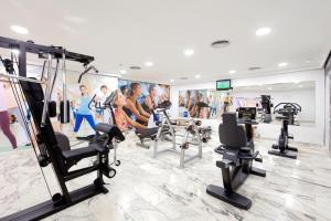 Gimnasio o instalaciones de fitness de Sol Arona Tenerife