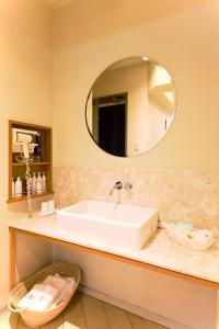 A bathroom at Hotel Public Jam