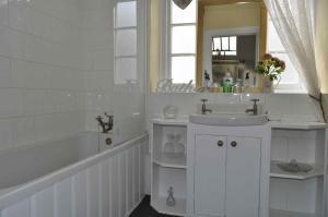 Ванная комната в The Stags Head Inn