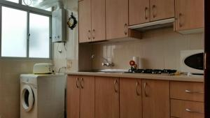 Una cocina o zona de cocina en Apartamento Jose Maria Corona