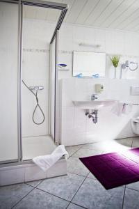 Ванная комната в Wendezeller Stuben