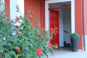 The facade or entrance of Residence Candeloro