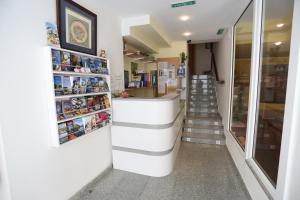 Lobby/Rezeption in der Unterkunft Royal Inn Aparthotel