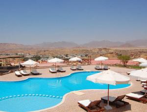 A view of the pool at Aida Hotel Sharm El Sheikh or nearby
