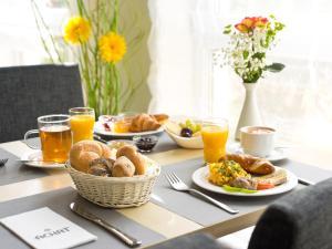 Завтрак для гостей ACHAT Hotel Monheim am Rhein