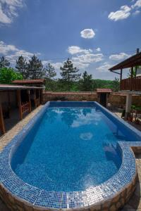 The swimming pool at or near Semeen Hotel Valdes