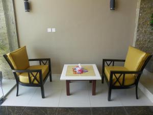 Uma área de estar em Marahel ELKharj 2