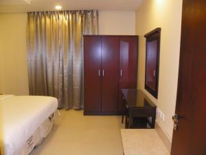 Cama ou camas em um quarto em Marahel ELKharj 2
